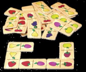 domino owoce