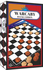 WARCABY-BACKGAMMON