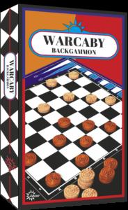 WARCABY-BACKGAMMON